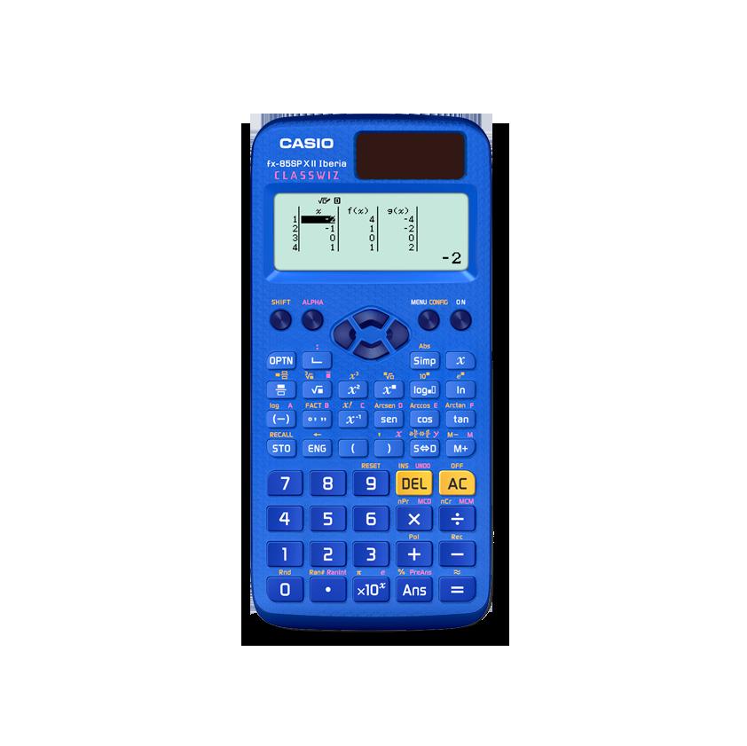 7ccb775eb601 Calculadora Classwiz