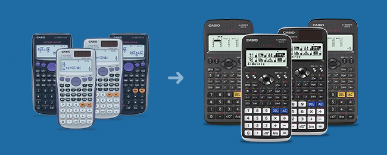 ClassWiz: La calculadora que habla tu idioma | CASIO Educación España