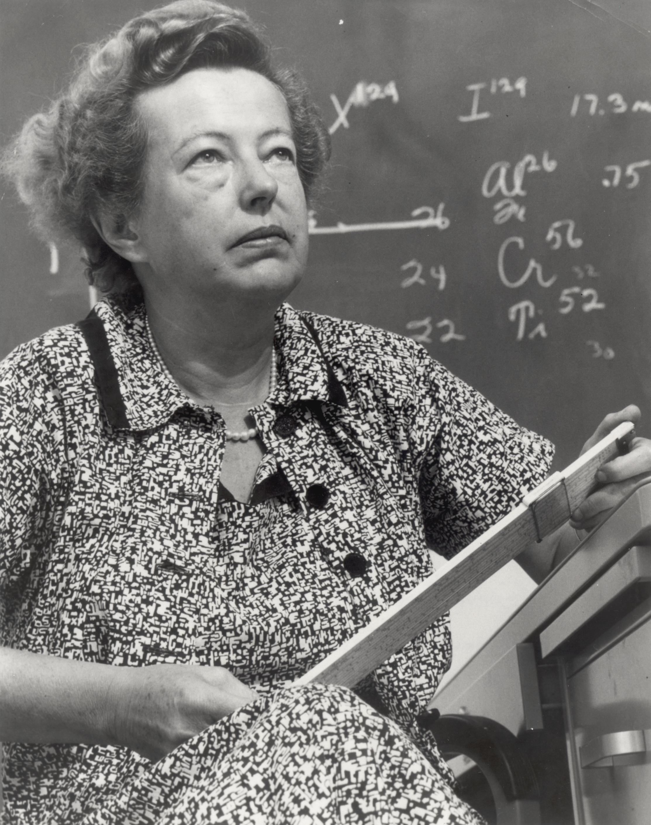 Maria Goeppert