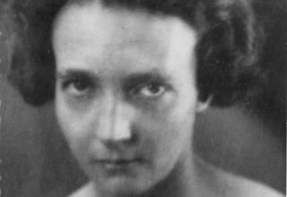 Iréne Joliot-curie