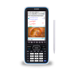 CLASSPAD II fx-CP400 - Manual