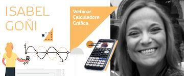 Primer contacto con la calculadora gráfica