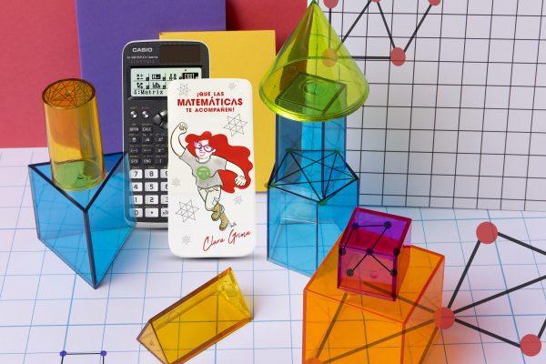 Segunda edición de la colección de las calculadoras ilustradas #científicasCASIO